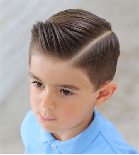youth haircuts for boys 34 cute and adorable little boy haircuts