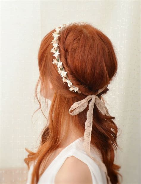 hair style poofed up in back of crown 1000 ideas about redhead bride on pinterest flowers in