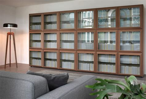 add glass doors to bookcase bookcase with glass doors white doherty house