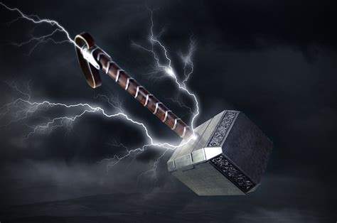 thor s thor s hammer wallpaper wallpapersafari