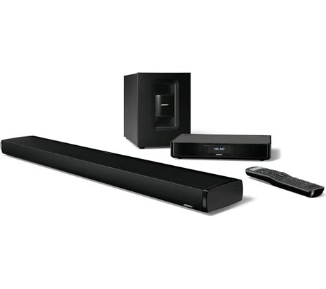 bose cinemate 130 sound bar deals pc world
