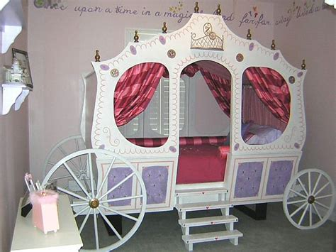 princess carriage bed petit bouh cinderella carriage
