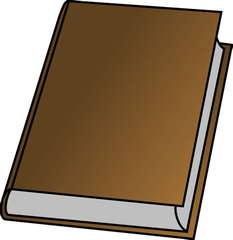 brown book pictures book clipart brown pencil and in color book clipart brown