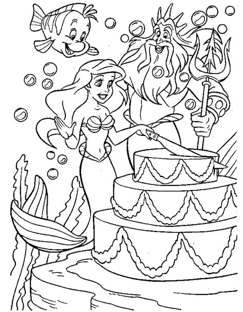 princess world coloring pages disney birthday coloring pages