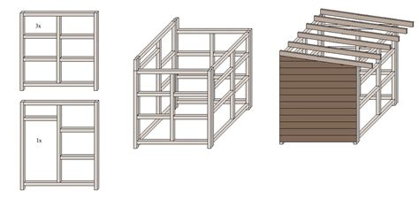 Gartenhaus Dach Bauen