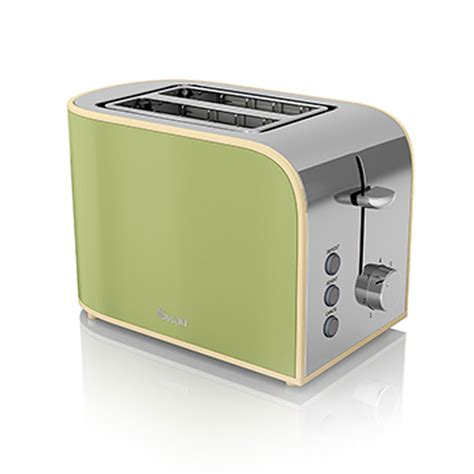 6 Toaster Swan St17020gn Vintage Green Toaster Unique Home Living