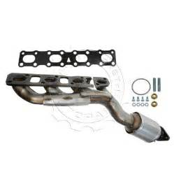 2012 Nissan Titan Exhaust Nissan Titan Exhaust Manifold With Catalytic Converter