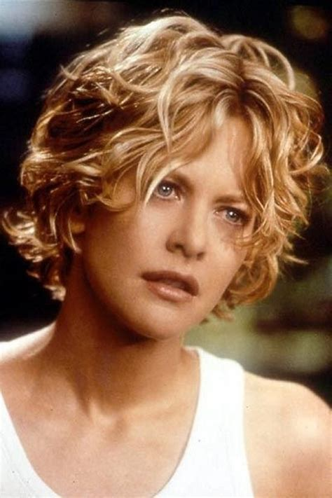 Hair Style Of Meg Ryan In The Film The Women | celebrity hairstyles meg ryan cute hair pinterest