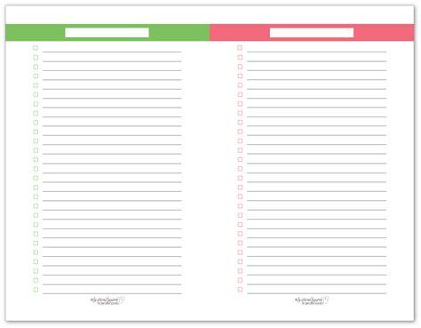 printable to do list half page organize your to do list with master to do list printables