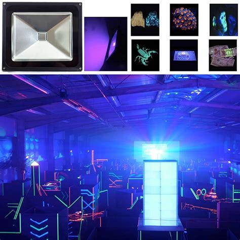20w Ultra Violet Uv Led Flood Light For Rowe