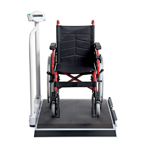 Electronic Wheel Chair by Seca 677 Electronic Wheelchair Scale