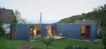 the new small house containerlove a small modern house lhvh architekten