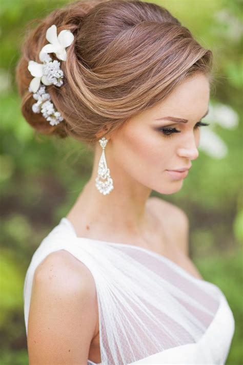 hairstyles of bridal 60 perfect long wedding hairstyles with glam perfect