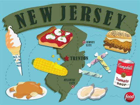 trends touch new jersey food best food in new jersey food network best food in america by state food network food network
