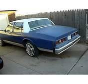 1984 Box Chevy Impala  YouTube