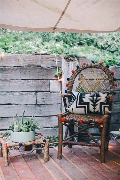 Salon De Jardin Rustique by Le Salon De Jardin En R 233 Sine Tress 233 E En 52 Photos