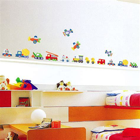 Wandtattoo Kinderzimmer Junge Ebay by Wandsticker Wandaufkleber Wandtattoo Autos Fahrzeuge