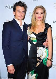 Homeland s rupert friend engaged to paralympic athlete aimee mullins