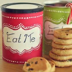 diy christmas cookie tins fun simple gift miss wish