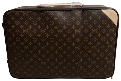 louis vuitton monogram pegase  rolling luggage carry