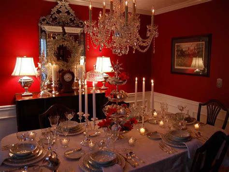 Centerpiece Ideas For Dining Room Table Decoration Christmas Dining Room Table Decorations