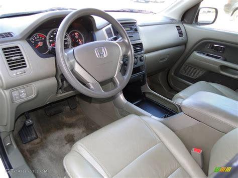 2006 Honda Pilot Interior saddle interior 2006 honda pilot lx photo 59516064