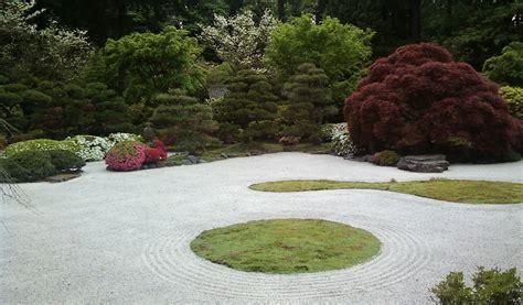 sand garden japanese garden in the conscious engagement