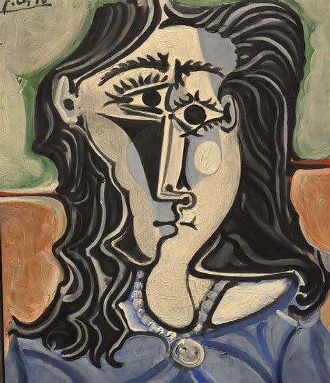 picasso paintings eye the hoboken journal picasso of the day of a