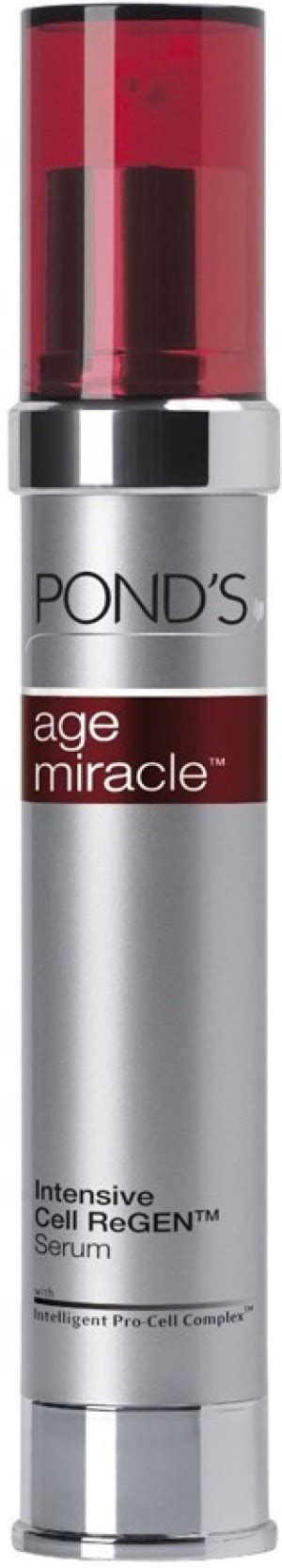 Ponds Age Miracle Serum Review ponds age miracle intensive cell regen serum price in