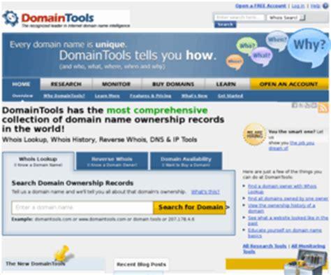 domaintoolscom domaintools whois lookup dns lookup
