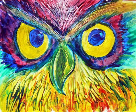 Learn More About The Finer Points Of Finger Painting Page 2 Of 2 Bored Art Paint Pictures For