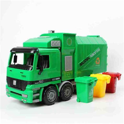 garbage trucks for kids 2018 kawo children garbage truck sanitation trucks toy car