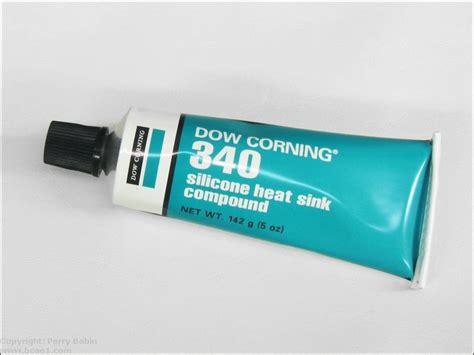 dow corning 340 heat compound for u heat basics