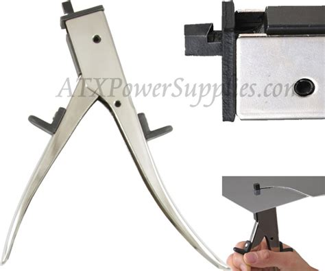 sheet metal cutter nibblers for mods and crafts