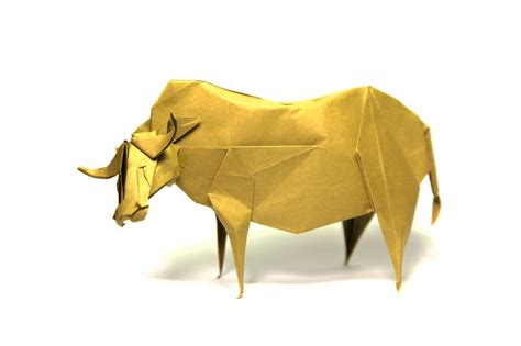 Origami Buffalo - 262 best images about october 2016 origami on