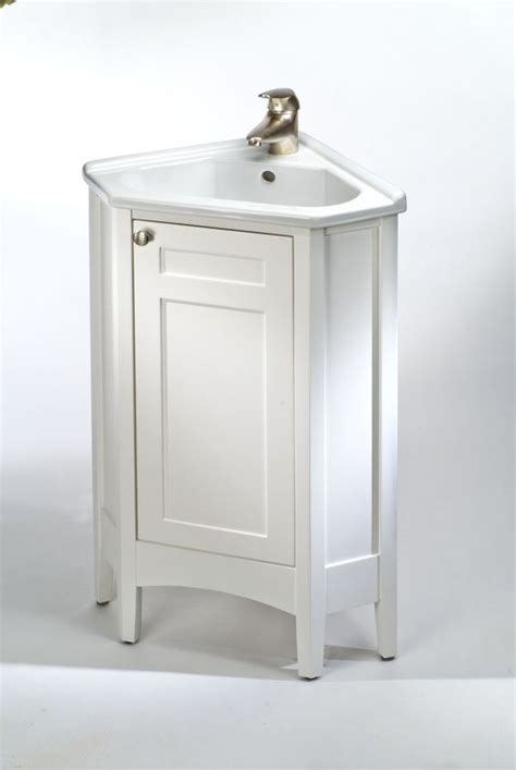 Empire Bathroom Vanity 24 Vanity Cabinet With Sink Biltmore Corner Sink Vanities By Empire Empire Sink Vanities