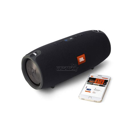 Speaker Wireless Jbl portable wireless speaker jbl xtreme jblxtremeblkeu