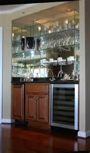 closet bar turn closet into custom mirror and glass bar interiors pinterest custom mirrors glass
