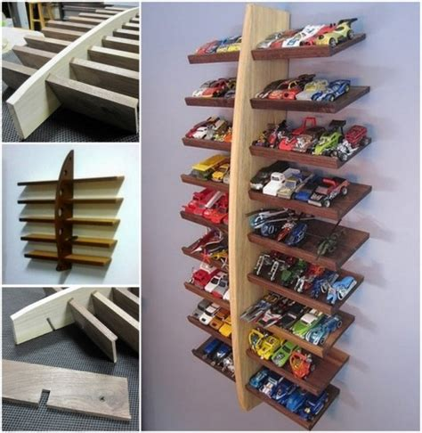 Diy Matchbox Car Garage by Car Storage Ideas The Best Collection The Whoot