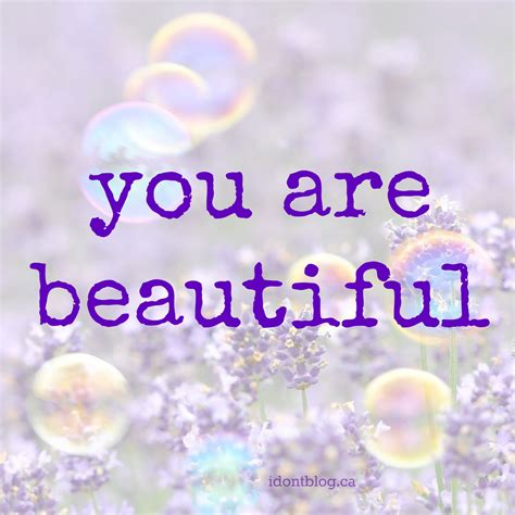 You Are Beautiful by The Problem With I Don T But If I Did