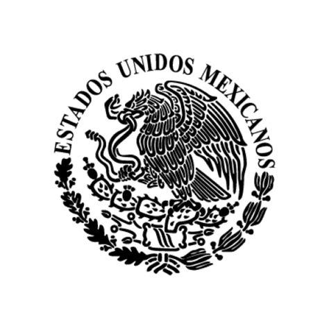 escudo nacional mexicano logo vector eps free graphics