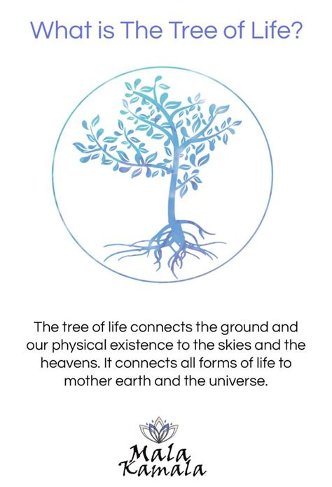 what do trees represent spiritual yoga symbols and what they mean of life mala