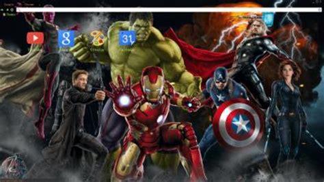 superhero themes for windows 10 hulk chrome themes themebeta