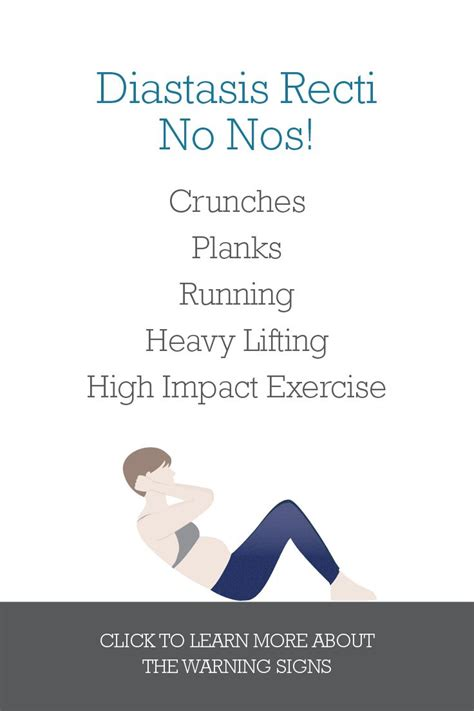 top   diastasis recti exercises ideas  pinterest
