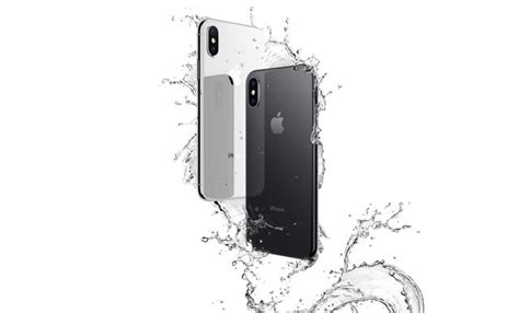 are the iphone 8 and iphone x xs or xr waterproof appletoolbox