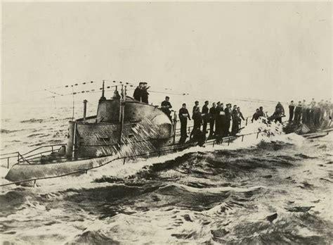 german u boat losses ww1 ww1 war at sea worldwar1archive