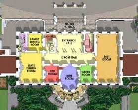 the white house floor plan the white house maplets
