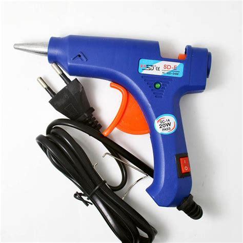 Melt Glue Gun 20 W new 100 220v high temp heater melt glue gun 20w repair