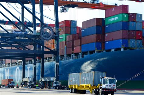 Mba Shipping Port Fl by Florida Ports Want Government Help Luring Shipping Away