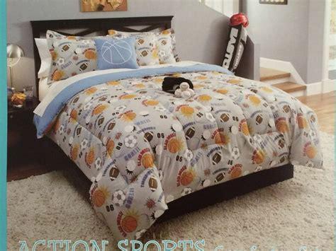 basketball twin comforter set new boys sports basketball football twin twin xl bedding